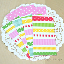 Candy Wrapper Kits for Mini Candy Bars