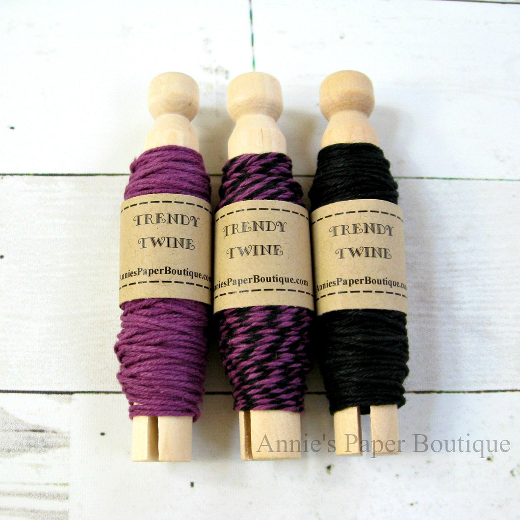 Grape Licorice Trendy Twine Sampler