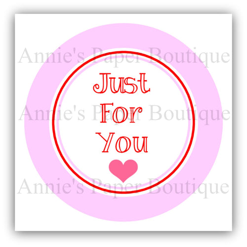 Just for You Printable