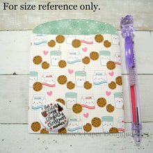 Large Paper Pockets Size Reference