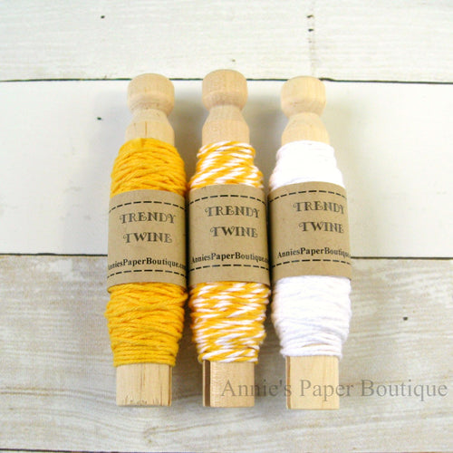 Lemon Tart Trendy Bakers Twine Sampler