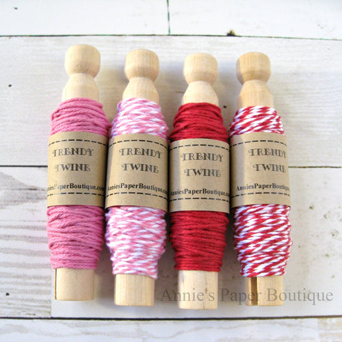 Lovely Trendy Bakers Twine Sampler