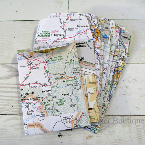 Small Map Envelopes