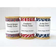 Stars & Stripes Petites Trendy Bakers Twine