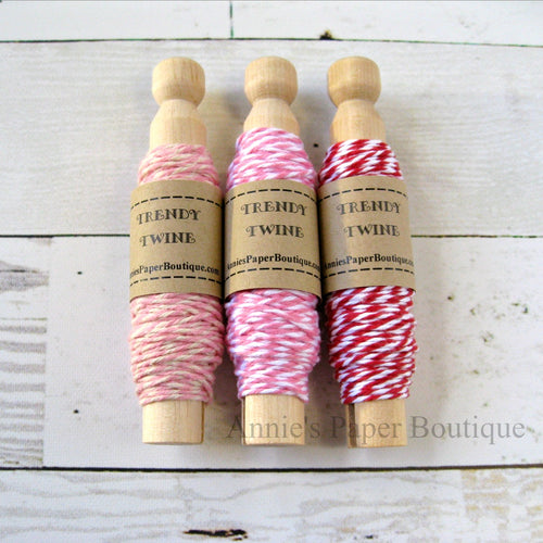 Sweet Trendy Bakers Twine Sampler