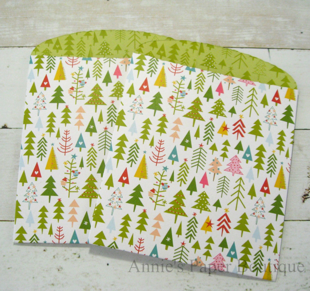Tree Trimmer Large Paper Pockets