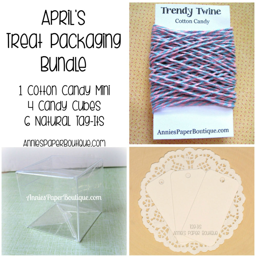 April Treat Packaging Bundle
