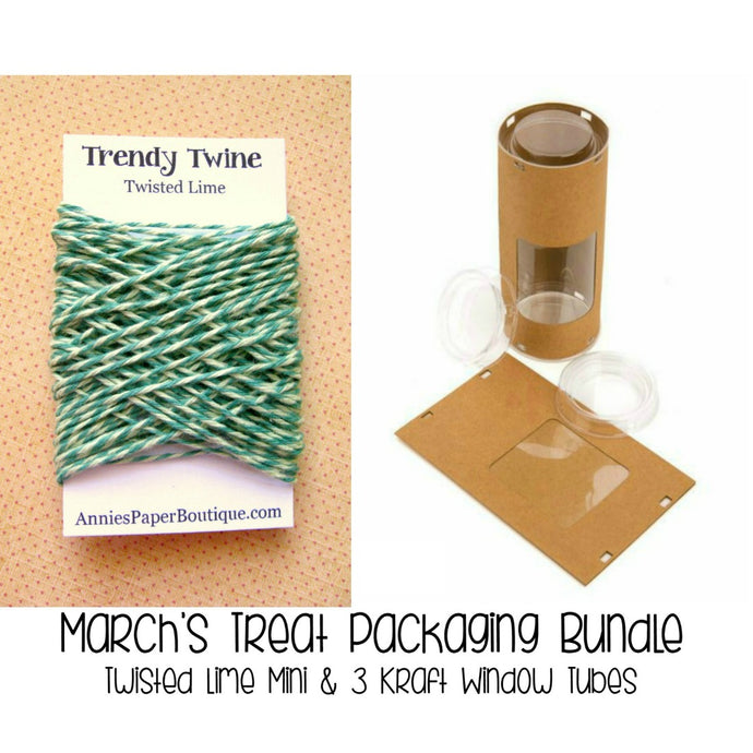Trendy Bakers Twine & Packaging Bundle