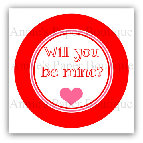 Will You Be Mini Printable