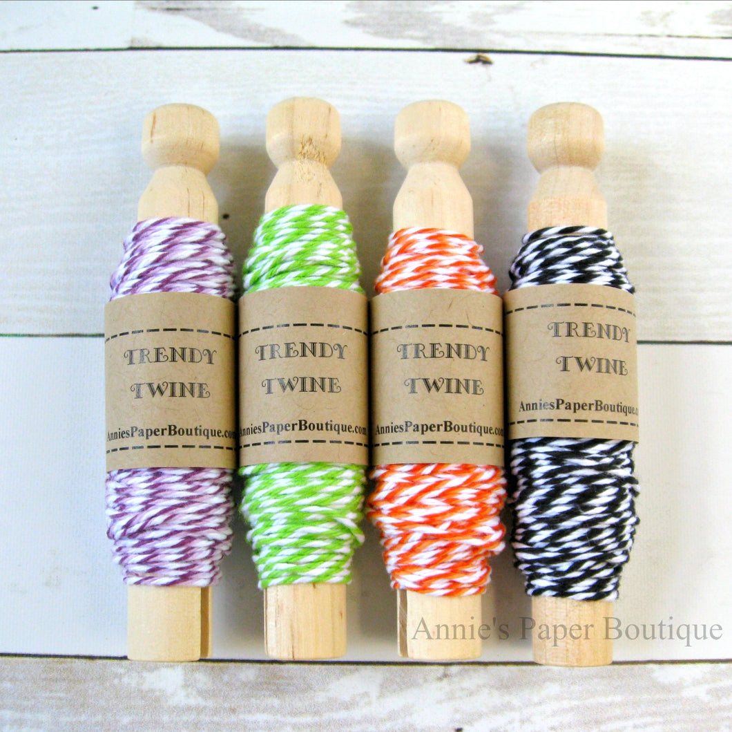 A Touch of Halloween Trendy Bakers Twine Sampler