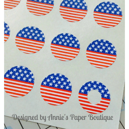 Americana Trendy Page Dots™