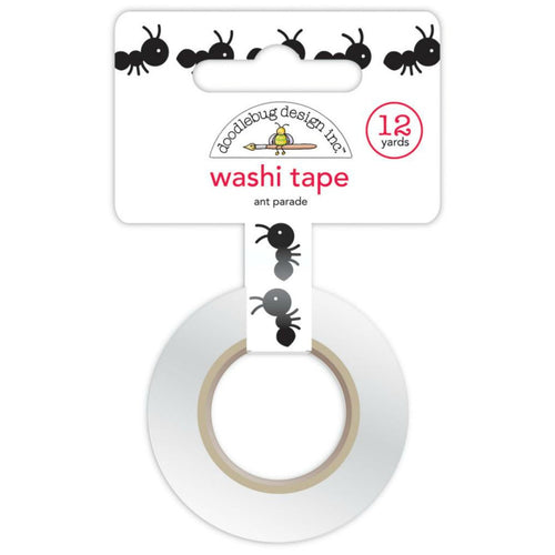 Ant Parade Washi Tape