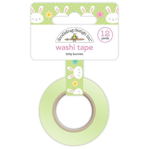 Bitty Bunnies Washi Tape - Easter, Spring