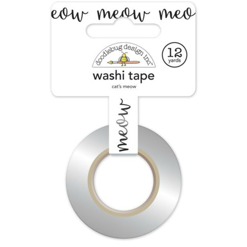 Cat's Meow Washi Tape
