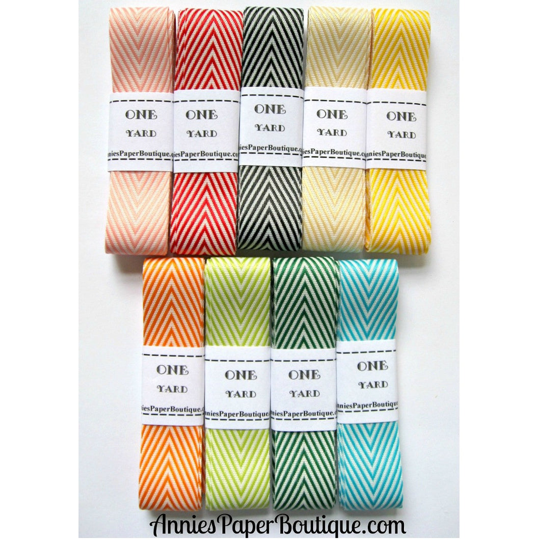 Chevron Ribbon Assortment
