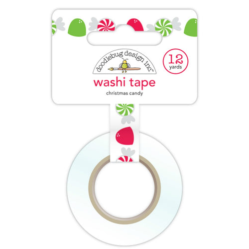 Christmas Candy Washi Tape
