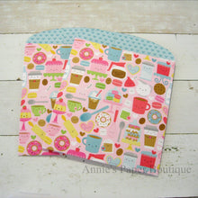 Cream and Sugar Large Paper Pockets