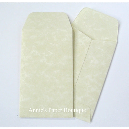 Cream Parchment Mini Seed Packets