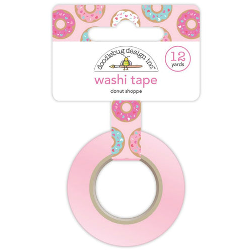Donuts Shoppe Washi Tape