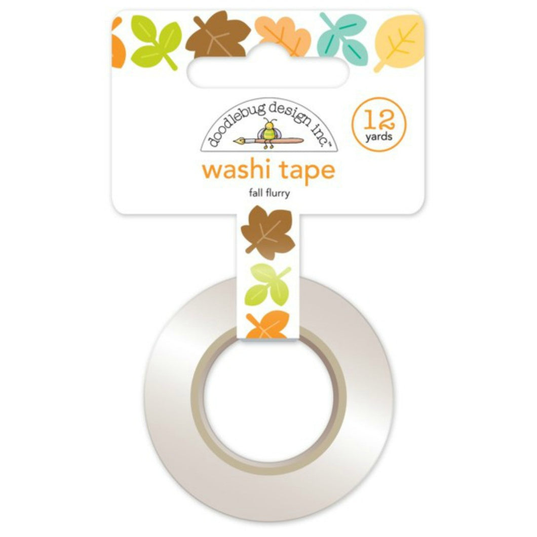 Fall Flurry Washi Tape
