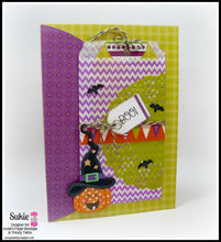 Happy Halloween Stamp Set - 4x6