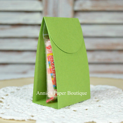 Leaf Green Treat Packet