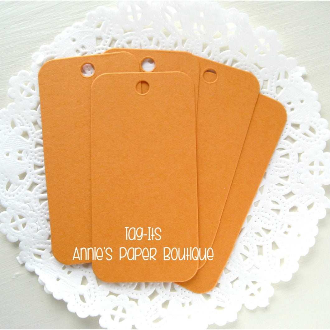 Mango Tag-Its, Cardstock Hang Tags