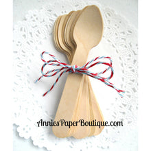 Mini Wooden Spoons - 3-3/4""