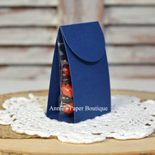 Navy Blue Treat Packets