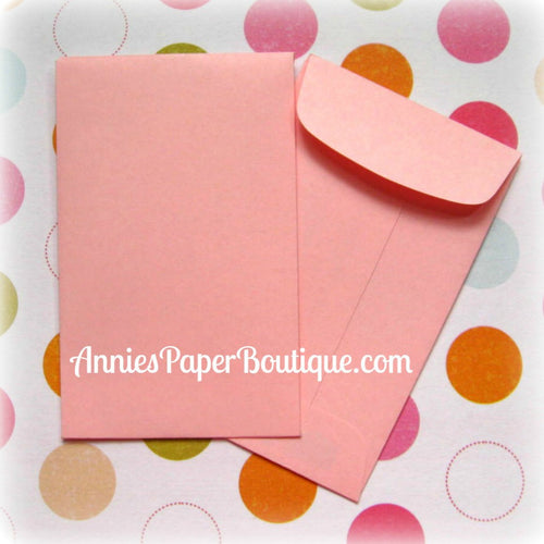 Pink Coin Envelopes