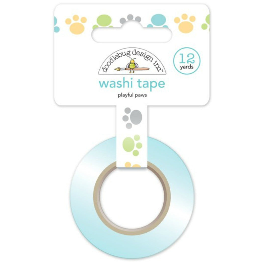 Playful Paws Washi Tape