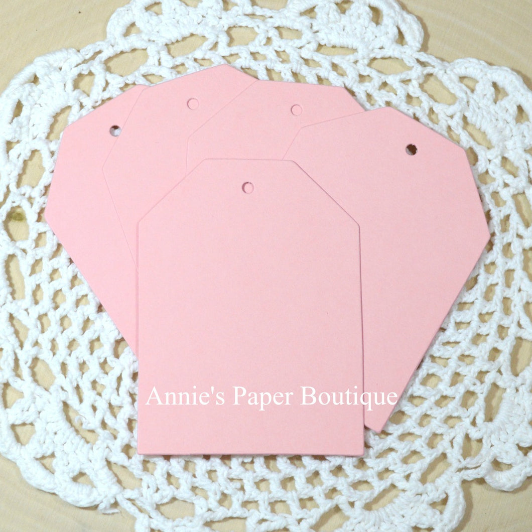 Posy Pink Large Tag-Its