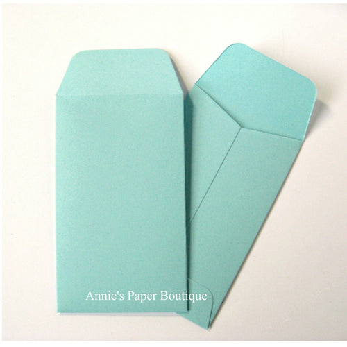 Sky Blue Mini Seed Packets