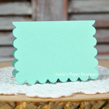 Sky Scallop Note Card