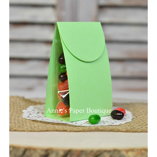 Spring Green Treat Packets