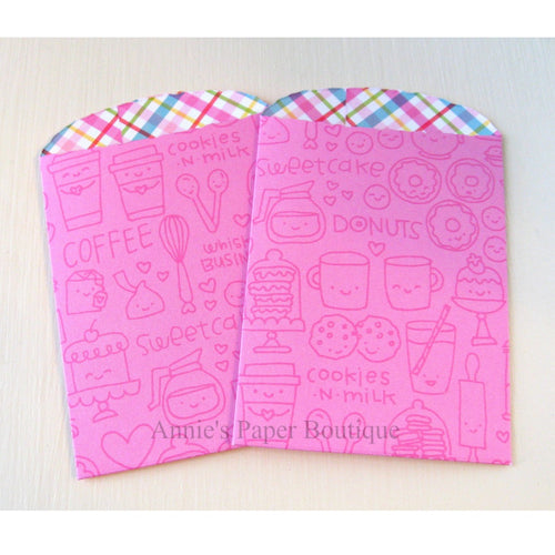 Sugar Doodles Paper Pockets