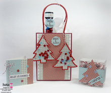 Treats and Card using This is December #2 Clear Stamp Set
