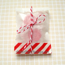 "Tiny Glassine Bags - 2"" x 3-1/2"" White Translucent Bags"