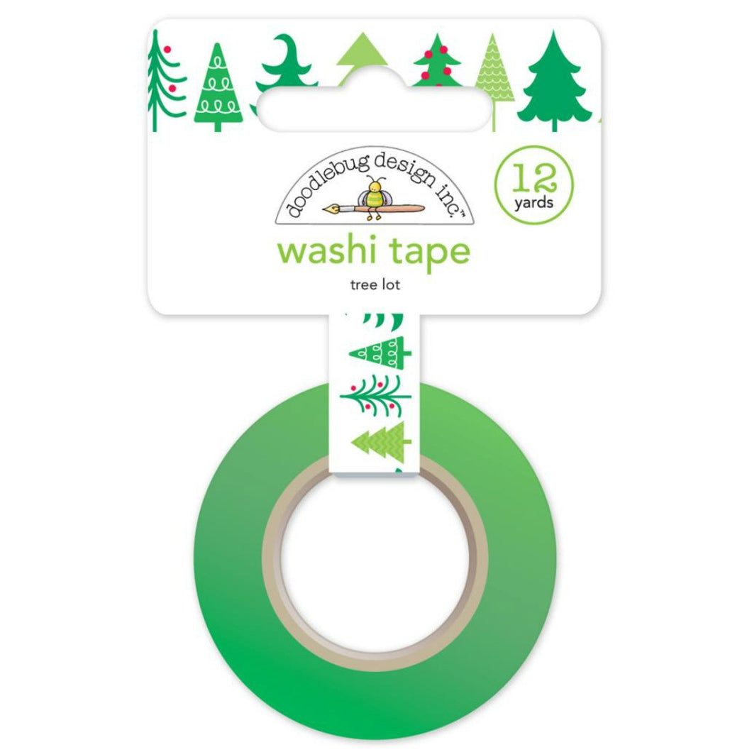 Tree Lot Washi Tape