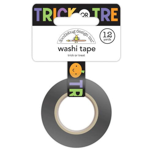 Halloween Trick or Treat Washi Tape