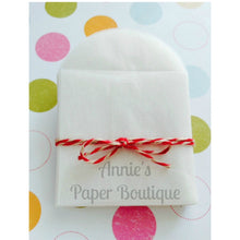 "Wee Glassine Envelopes - 2-1/8"" x 2-1/8"" White Translucent Bags"