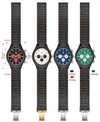 Yaxeka Watch Collection