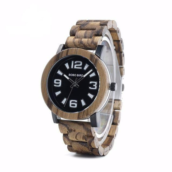 BOBO BIRD O22 Mens Verawood Wooden Watch