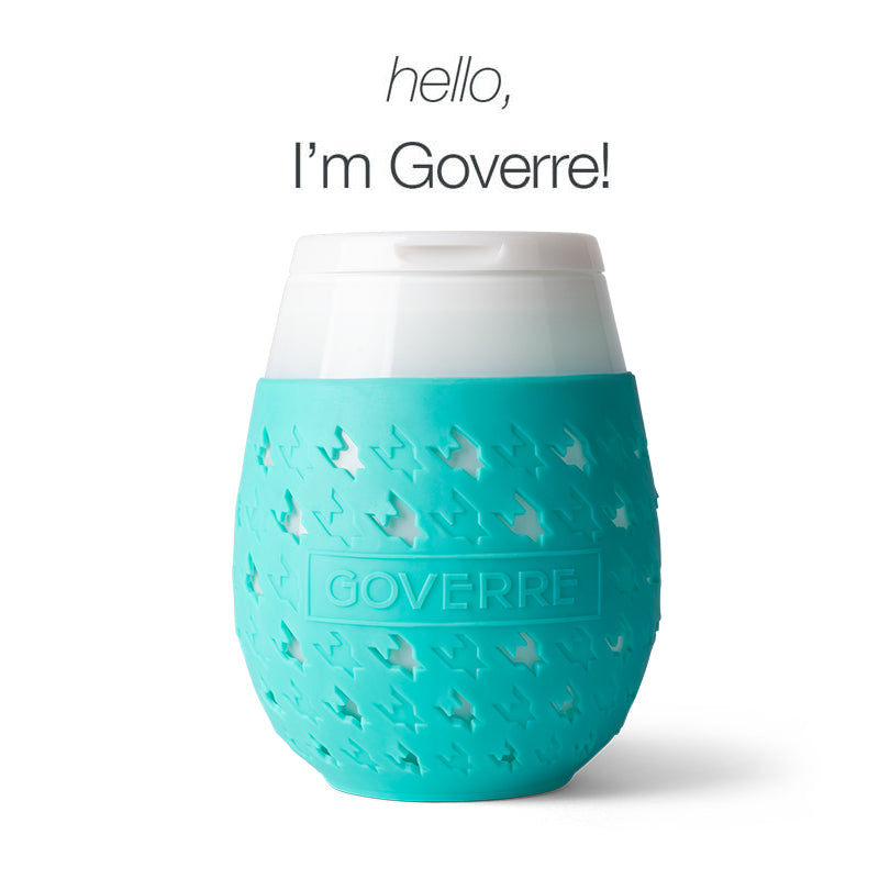 Meet the Goverre Portable Wine Glass