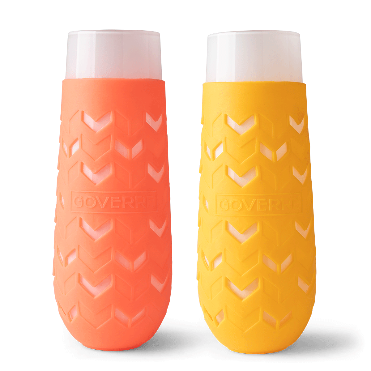 FLUTE SET OF TWO (CORAL/MANGO)