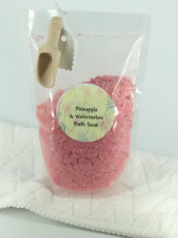 Bath Soak - Pineapple & Watermelon