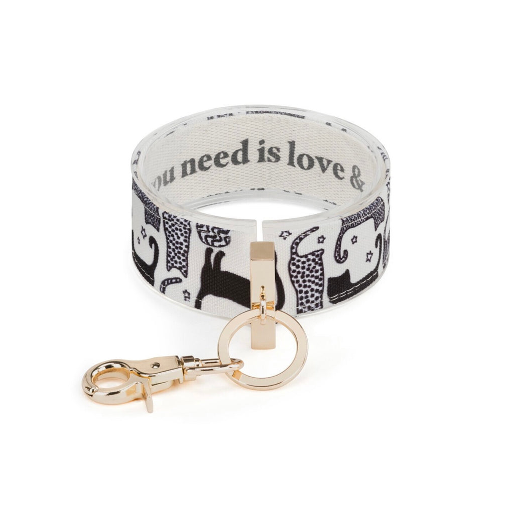 All You Need Is Love/Cat Wrist Strap