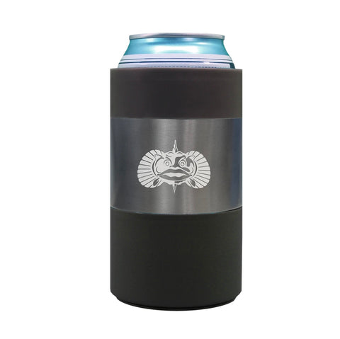 Titanium Non-Tipping Can Cooler | Toadfish