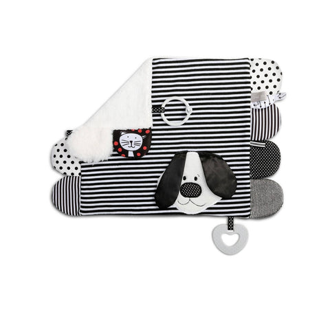 Baby Activity Blanket Puppy