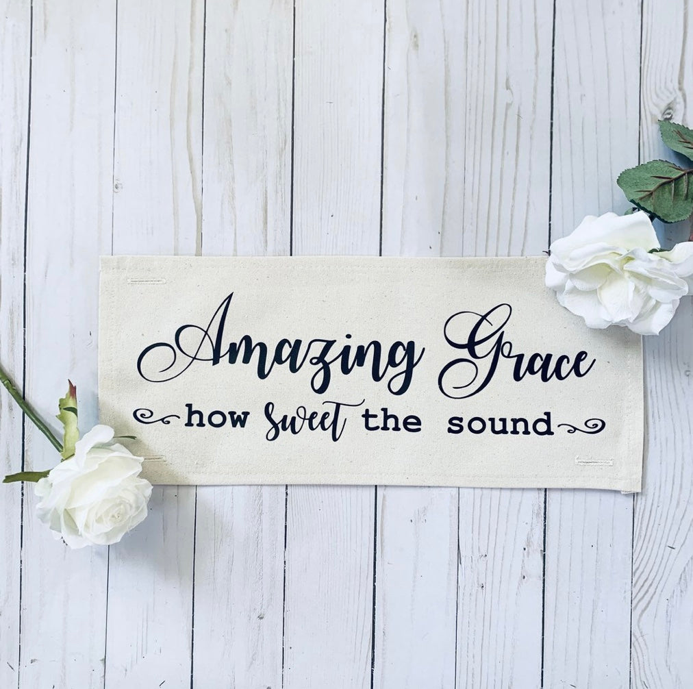 Neutral Panel : Amazing Grace